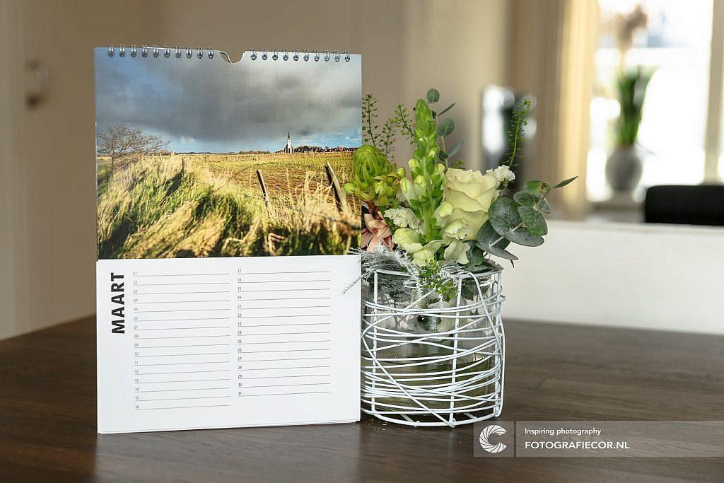 Kalender maken | fotograaf