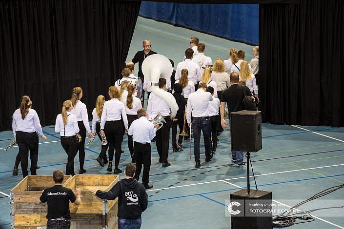 VLS, Finals, Almere, Eindhoven, Leeuwarden - Color guard nederland - Fotograaf- Foto - CGN- United