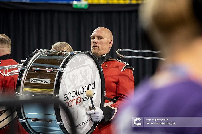 Corio, Finals, Almere, Eindhoven, Leeuwarden - Color guard nederland - Fotograaf- Foto - CGN- United