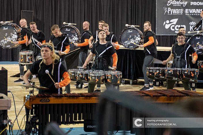 Finals, Almere, Eindhoven, Leeuwarden - Color guard nederland - Fotograaf- Foto - CGN- United