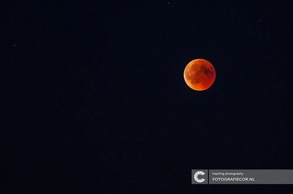 Hoe de Maan fotograferen | Expert Cursus Fotograferen