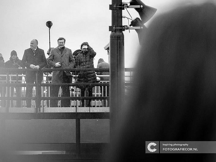 Foto Kampen, Reevediep, Reportage, Koning, KTK, Fotograaf, IJsseldelta, rijkswaterstaat