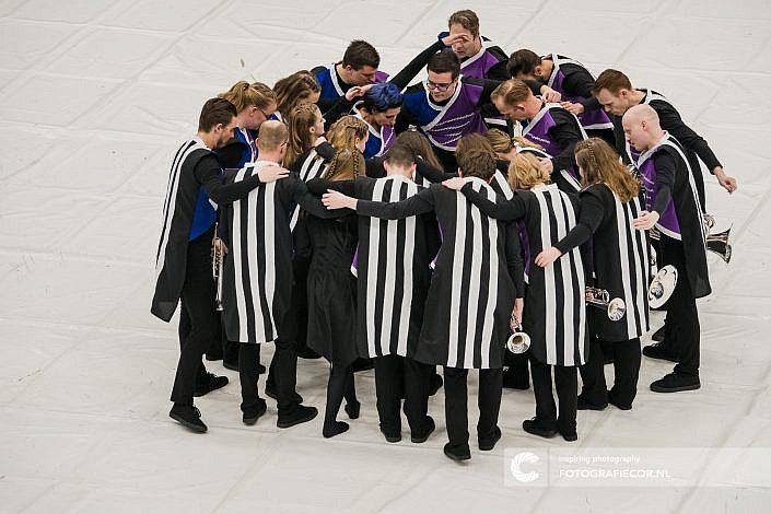 Beatrix, Hilversum, Almere, Eindhoven, Leeuwarden - Color guard nederland - Fotograaf- Foto - CGN- United