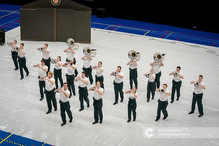 Jubal Dordrecht, Almere, Eindhoven, Leeuwarden - Color guard nederland - Fotograaf- Foto - CGN- United