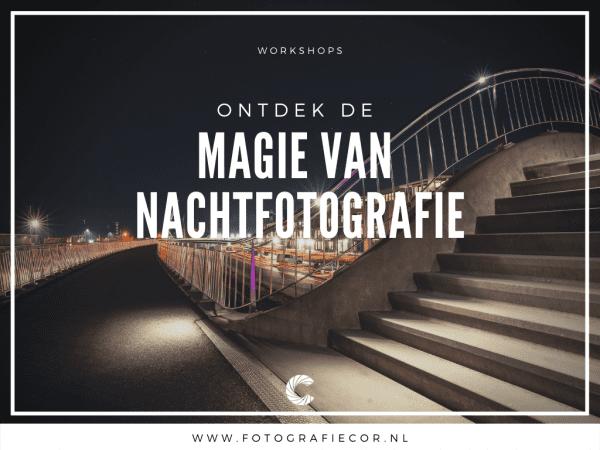 Workshop nachtfotografie fotograferen Masterclass