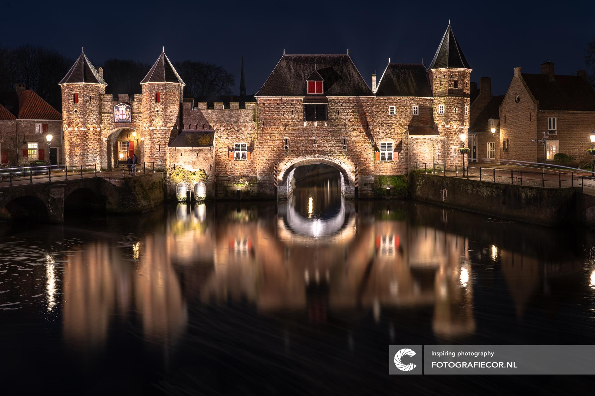 Nachtfotografie Amersfoort Workshop Blauwe uur